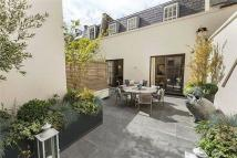 new home in Lyall Mews, Belgravia...