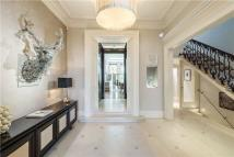 Terraced property in South Eaton Place, London