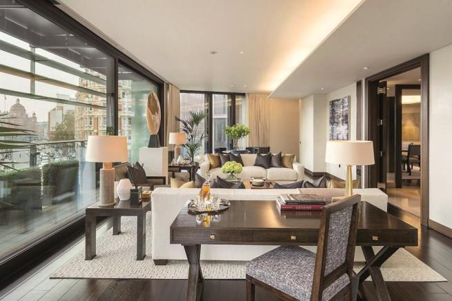 3 Bedroom Flat For Sale In One Hyde Park Knightsbridge London Sw1x
