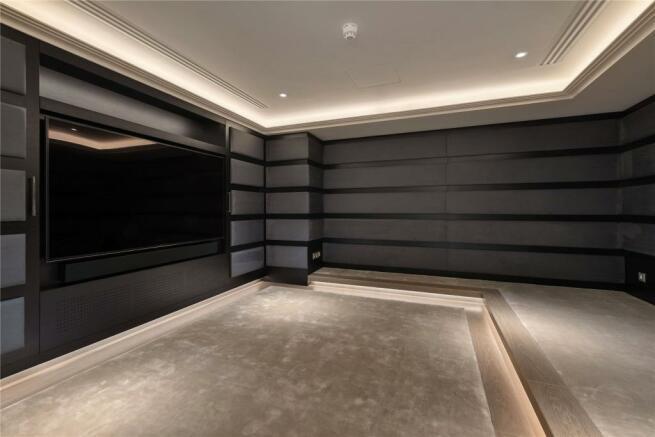 Cinema Media Room