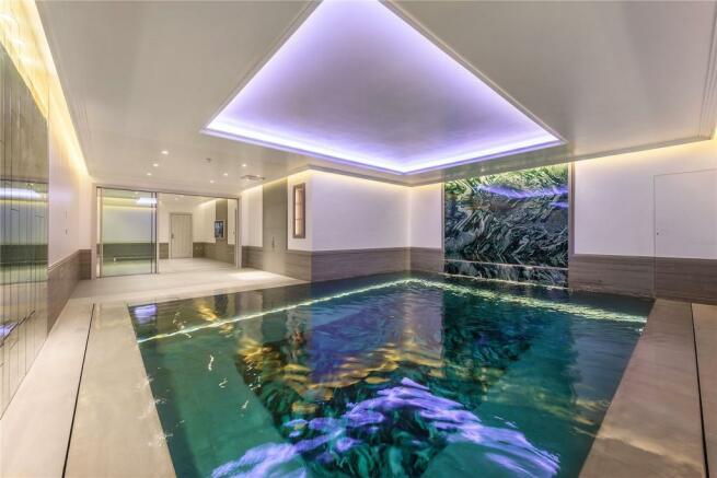 Pool and Dance Floor