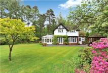 3 bedroom Detached house for sale in Heath House Road, Woking...