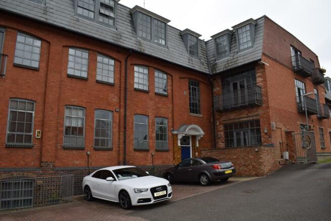 2 Bedroom Apartment To Rent In Webbs Factory Brockton Street Northampton Nn2 6ha Nn2