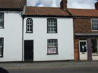 1 bedroom Terraced property in Church Street, Spilsby