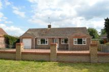 Detached Bungalow for sale in Main Road, East Kirkby