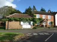 Detached house in Moat Lane...