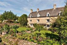 semi detached property for sale in Bourton On The Hill...