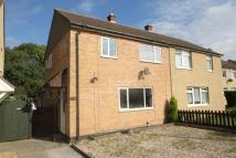 3 bed semi detached house in Macaulay Avenue...