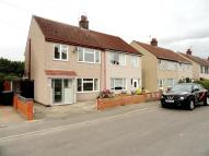 Bruce semi detached property to rent