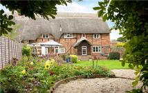 semi detached property for sale in Newbury Street, Lambourn...