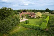 5 bed Detached house for sale in Hoe Benham, Newbury...