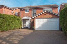 4 bed Detached house in New House Park...