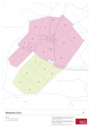 Whitehills Sale Plan