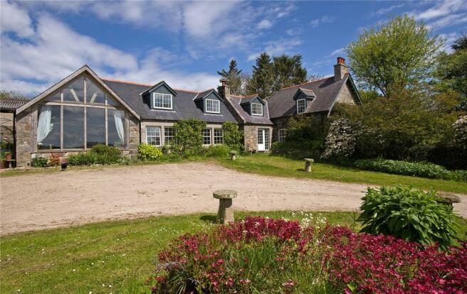 Whitehills Farmhouse