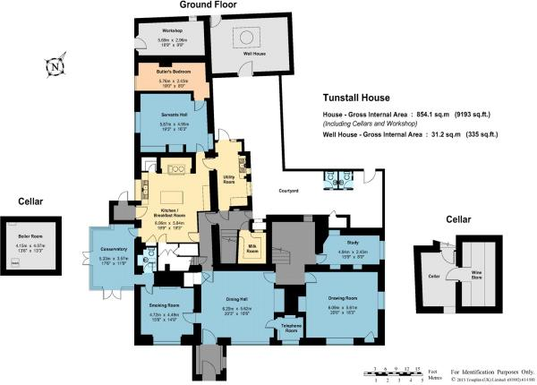 Tunstall House 1