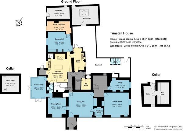 Tunstall House 1