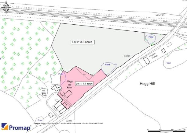 Site Plan - Lotted