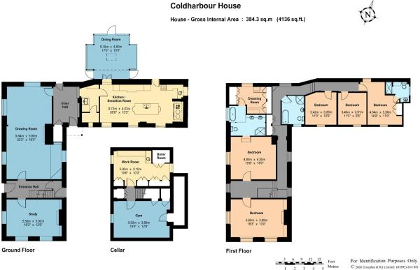 Coldharbour House