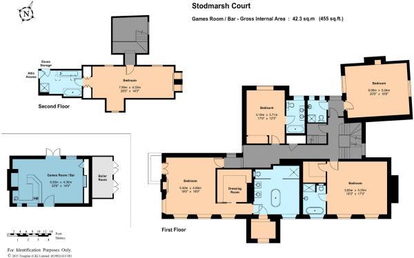 1st/2nd Floors