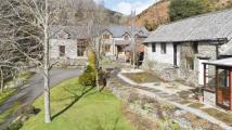 Detached property in Tregeiriog, Llangollen...
