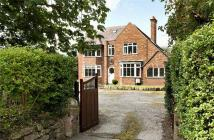 Detached property for sale in Marsh Lane, Nantwich...