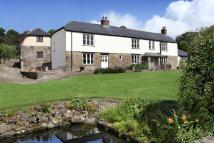 Detached home for sale in Halwill, Beaworthy, Devon