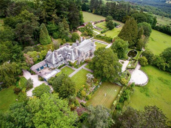 12 bedroom detached house for sale in poundsgate, ashburton, devon