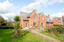 3 bed semi detached property in Burrow Farm Cottages...