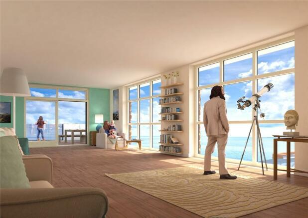 CGI Living Space