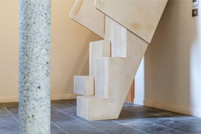 Unique Stairs