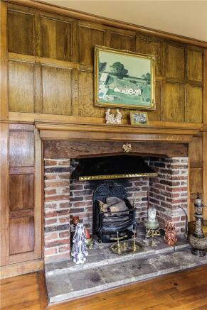 Gutteridge Fireplace