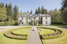 Detached property in Calvine, Pitlochry...