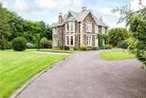 Detached house in Drummond Street, Comrie...
