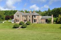 Detached property for sale in Melrose, Roxburghshire