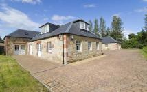 5 bed Detached house in Glencorse Mains Steading...