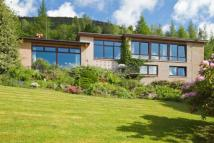 Detached home for sale in Aberfeldy, Perthshire