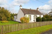 3 bedroom Detached home for sale in Beattock, Moffat...