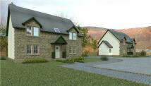 Plot for sale in Kinloch Rannoch...