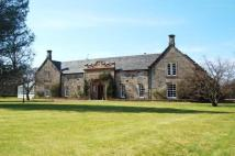 6 bed Equestrian Facility home for sale in Woodside, By Beith...