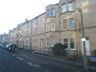 Terraced house in Learmonth Grove...