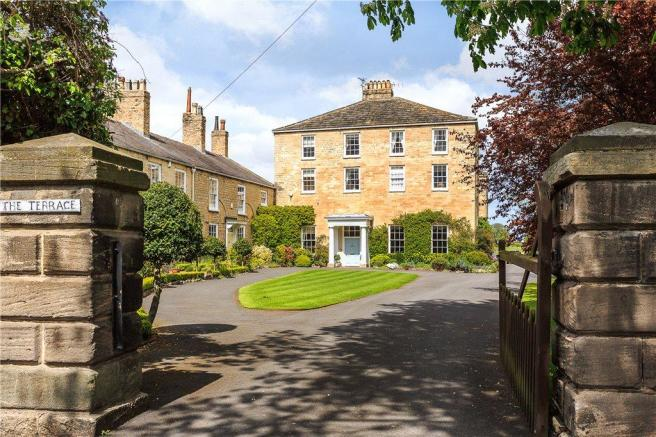 7 bedroom house for sale in the terrace boston spa