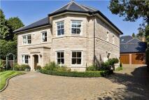 Detached house in Lands Lane...