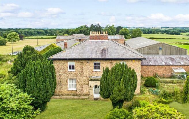 Barnby Farm House