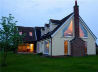4 bed Detached house in Ipswich Road, Newbourne...
