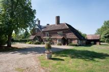 7 bed Equestrian Facility house in Edolphs Farm, Charlwood...