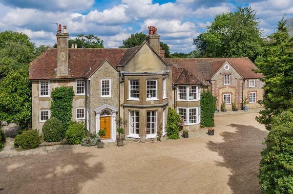 8 Bedroom Equestrian Facility For Sale In Rectory Lane Bramshott