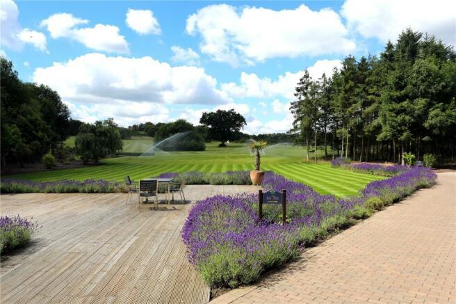 Golf Terrace Area