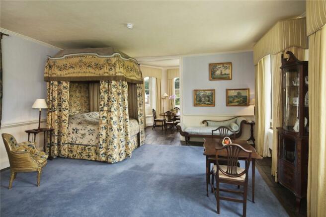 Tapestry Bedroom