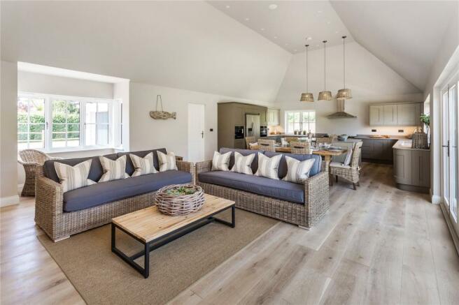 Litchen/Living Room
