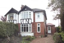 3 bed semi detached house in Green Lane, Harrogate...